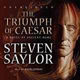 img - for The Triumph of Caesar: A Novel of Ancient Rome (Roma Sub Rosa series, Book 12) book / textbook / text book