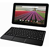 RCA Maven Pro11.6-inch 32GB Tablet with Detachable Keyboard, Black (Quad Core 32GB,1GB RAM, HDMI, Bluetooth, WiFi, Android 6.0 M