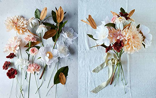 The Fine Art of Paper Flowers: A Guide to Making Beautiful and Lifelike Botanicals by Watson-Guptill (Image #9)