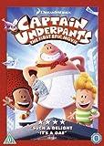 Captain Underpants: The First Epic Movie (DVD 2017) La Divine