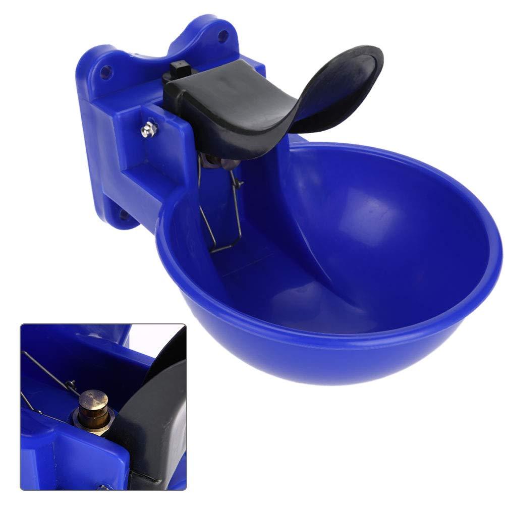 Cocoarm Schwimmer-Tr/änkebecken 2L Automatischer Wassertr/änke Trinker Waterer Automatische Trinkschalec f/ür Rinder Pferde Schafe Ziegen oder Hunde
