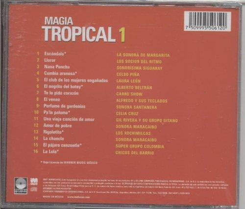 VARIOUS ARTISTS - 16 Exitos Originales-magia Tropical 1 - Amazon.com Music