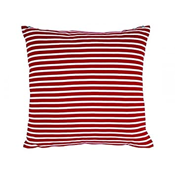 Jean Paul Gaultier - Cojín marinero rojo/Ecru Jean Paul ...