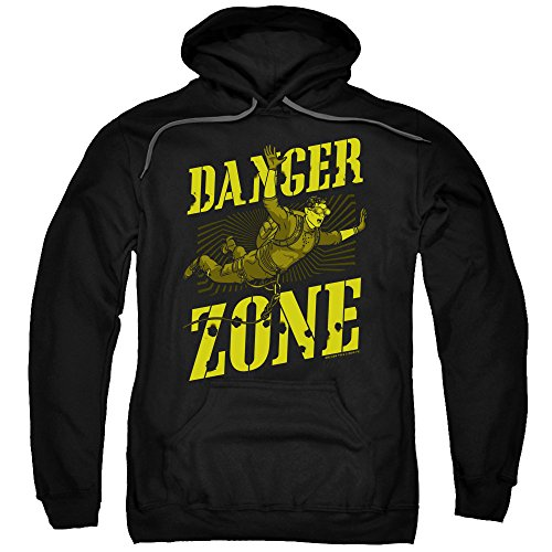Archer - Leap Of Faith Adult Pull-Over Hoodie