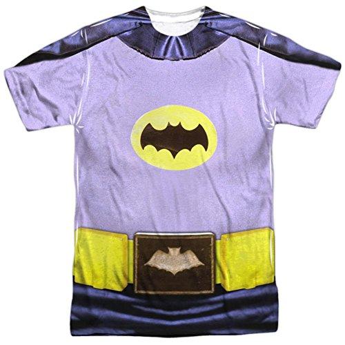 Batman Classic TV - Batman Costume T-Shirt Size (New Batman Affleck Costume)