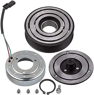 A//C Compressor CLUTCH KIT for Nissan Maxima 2008-2014 3.5L Engine