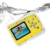 Best Underwater Digital Cameras - Underwater Camera Kids Digital Video Waterproof Dust Proof Review