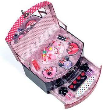 Minnie Mouse - Maquillaje, maletín con cajón (Markwins): Amazon.es: Juguetes y juegos