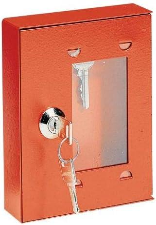 Caja de llave de emergencia, sin mazo, cierre uniforme: Amazon.es: Oficina y papelería