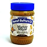Peanut Butter & Co - Mighty Maple Peanut Butter - 454g (Case of 6)