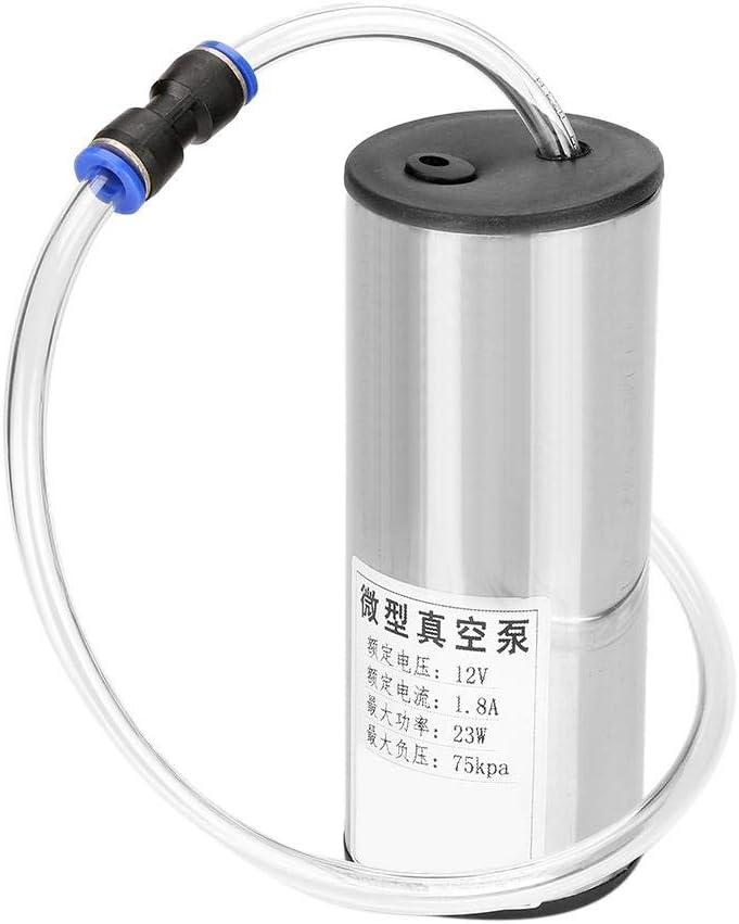 5# trayeuse portative en acier inoxydable de 2 litres pour vaches ovines 110-240V Machine /à traire /électrique