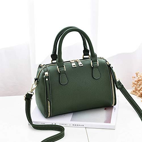 Xmy Green Style Army Women For FashionWomenMessenger Casual Large Bag Wild BagRed wPk0NXn8ZO