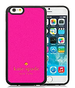 Newest and Durable iPhone 6 4.7 inch Black TPU Case in Grace Protective 047
