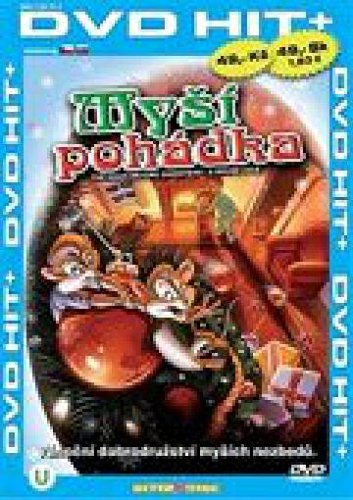 Mysi pohadka (Night Before Christmas: A Mouse Tale) [paper sleeve]