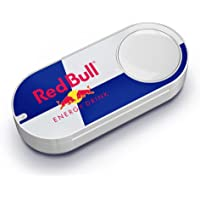 Red Bull Energy Drink Dash Button with $4.99 Credit w/ First Press