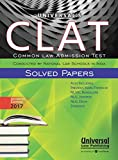 Universal's CLAT - Solved Papers