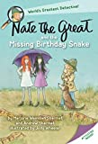 img - for Nate the Great and the Missing Birthday Snake book / textbook / text book