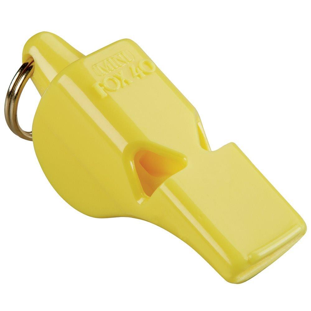 Sea Sport Mini Whistle Fox 40, Yellow
