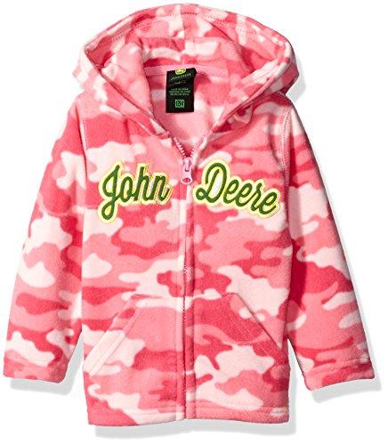 John Deere Baby Girls Microfleece product image