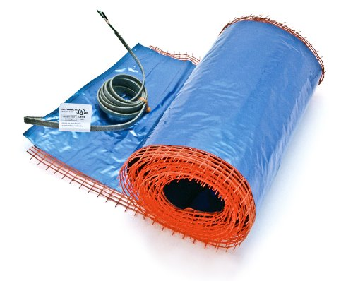HeatWeave 1200416U2HW 4-Feet by 16-Inch 120-Volt UnderFloor Warming Mat (Watts Radiant Heat)