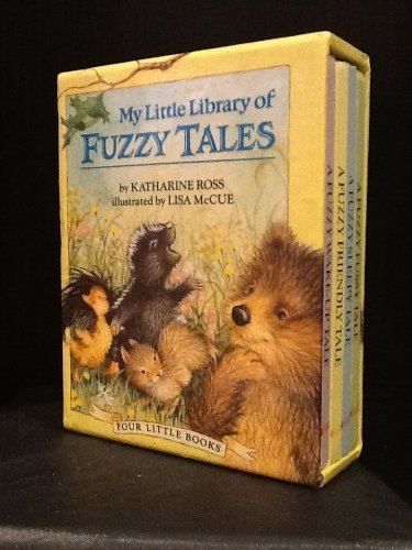 My Little Library Of Fuzzy Tales