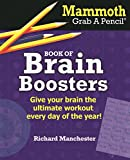 img - for Mammoth Grab A Pencil Book of Brain Boosters book / textbook / text book