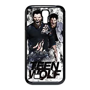 C-EUR Customized Teen Wolf Pattern Protective Case Cover for Samsung Galaxy S4 I9500
