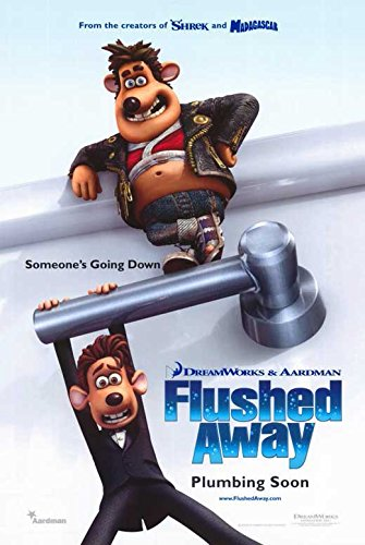 (Flushed Away POSTER (11