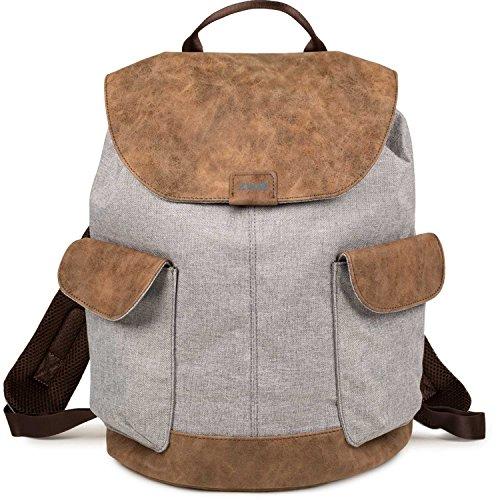 Zwei Daypack Ice Daypack Casual Zwei Casual Ice grey grey Casual Ice grey Daypack Zwei xqc6FU1