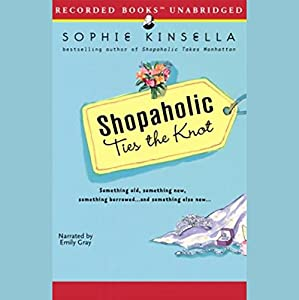 Shopaholic Ties the Knot | Livre audio