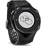 Garmin Approach S4 Golf GPS Hi Res Wrist Watch, Black (Certified Refurbished)
