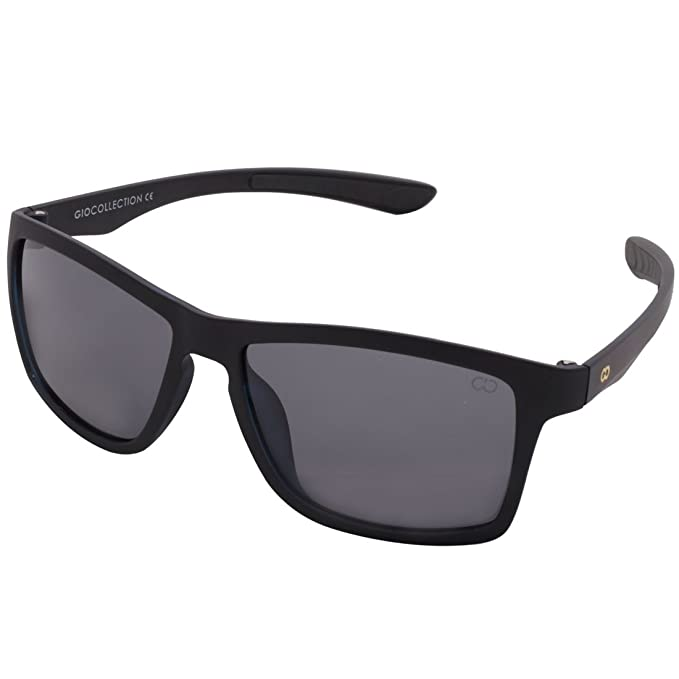 dbd3a9ebff2 Gio Collection UV Protected Wayfarer Men Sunglasses - ( 58