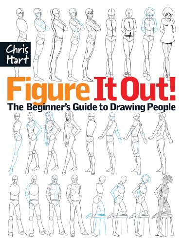 (Figure It Out! The Beginner's Guide to Drawing People (Christopher Hart Figure It Out!))
