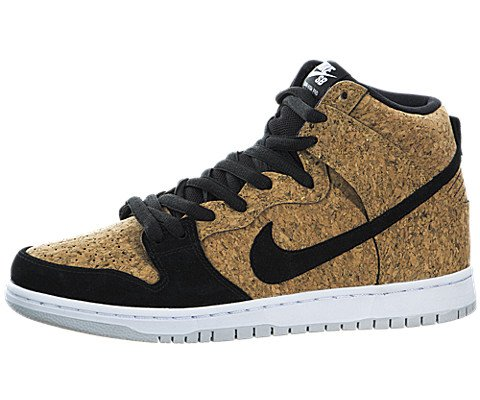 - Nike SB Dunk High Premium (Cork)