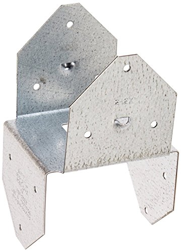 Simpson Strong Tie BCS2-2/4-20 18-Gauge Double 2x4 Post Cap/Base (20-Per Box)