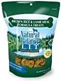 Natural Balance Limited Ingredient Treats Brown Rice and Lamb Meal Formula for Dogs, 14-Ounce Bag, My Pet Supplies