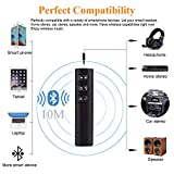 Bluetooth V5.0 Receiver, KINDRM Mini Wireless