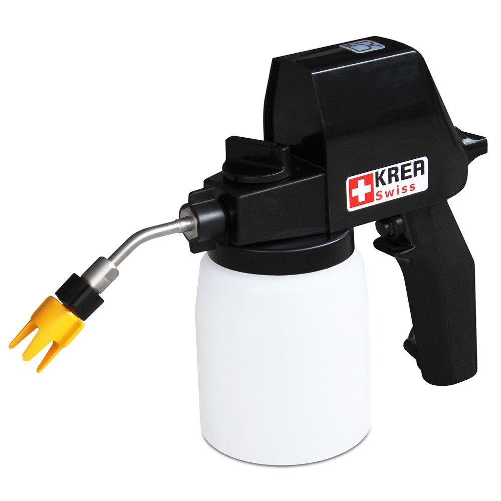 Krebs Krea Swiss multiSPRAY - Electric Food Spray Gun 60 Watts - LM25 by Krea Swiss