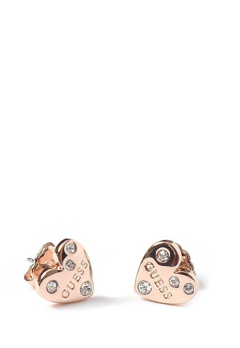 Guess orecchini da donna in Ottone con Zirconia cubica