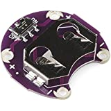 Lilypad Arduino - Coin Cell CR2032 Battery Holder with Switch – Save Batteries, Switch Off LEDs!