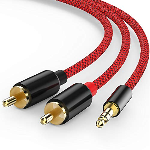 2 Pack RCA Cable