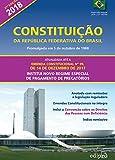 capa de Constituição da República Federativa do Brasil