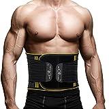 SZ-Climax Lumbar Support Back Braces Belt, waist trainer for men & women DD1-B105