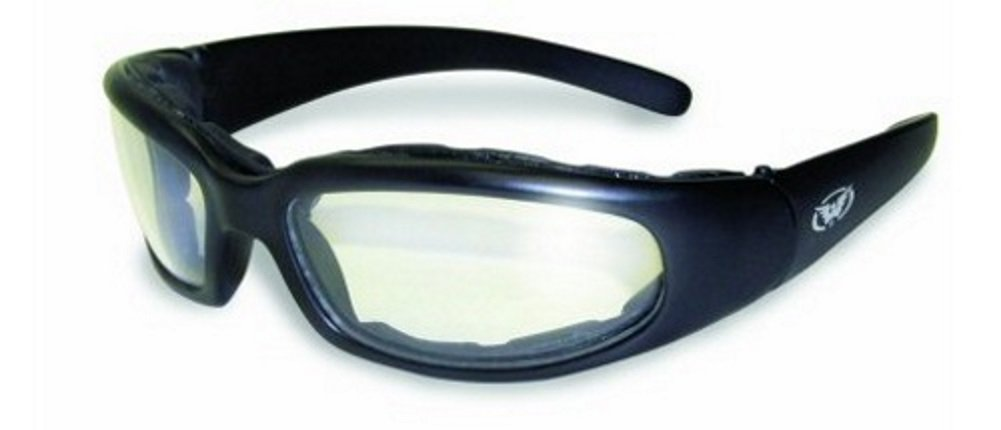 Global Vision Chicago Clear Sun Glasses - One Size