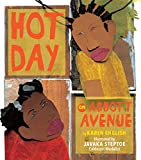 img - for Hot Day on Abbott Avenue book / textbook / text book