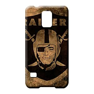 samsung galaxy s5 Appearance Colorful High Grade Cases phone cover case oakland raiders