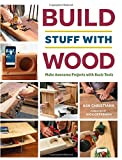 Build Stuff with Wood is a true beginner's guide to woodworking, aimed at anyone who is interested in the craft but has little to no tools and no real idea where to start. The idea behind the book is to begin with a few portable power ...