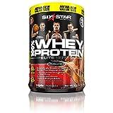 Six Star Pro Nutrition 100% Whey Protein Plus, Whey Protein Powder, Triple Chocolate, 5 Pound