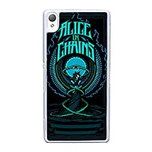 Alice In Chains Band For Sony Xperia Z3 Custom Cell Phone Case Cover 97II920720