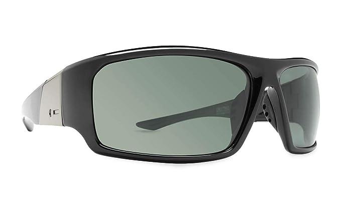 78e752d635 Amazon.com  Dot Dash Mens Destro Polarized Sunglasses Black Grey ...